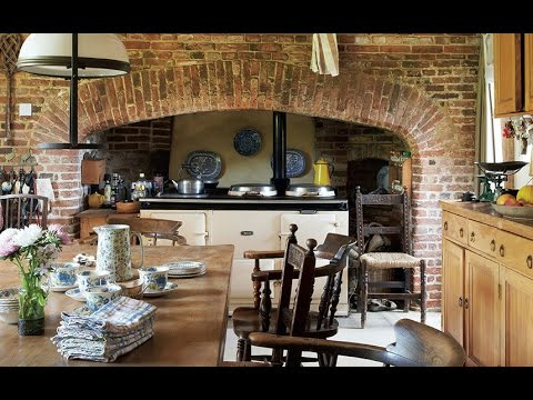 English Farmhouse Interior Design Look Books Youtube