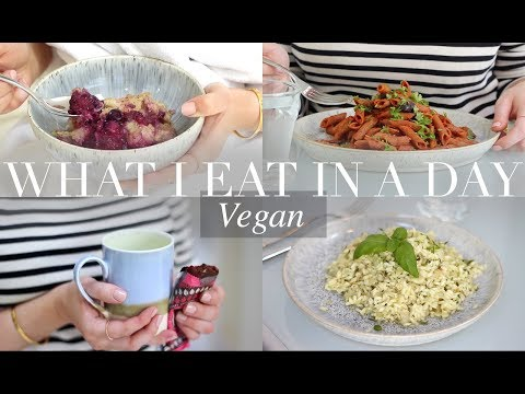 What I Eat in a Day #21 (Vegan/Plant-based) | JessBeautician
