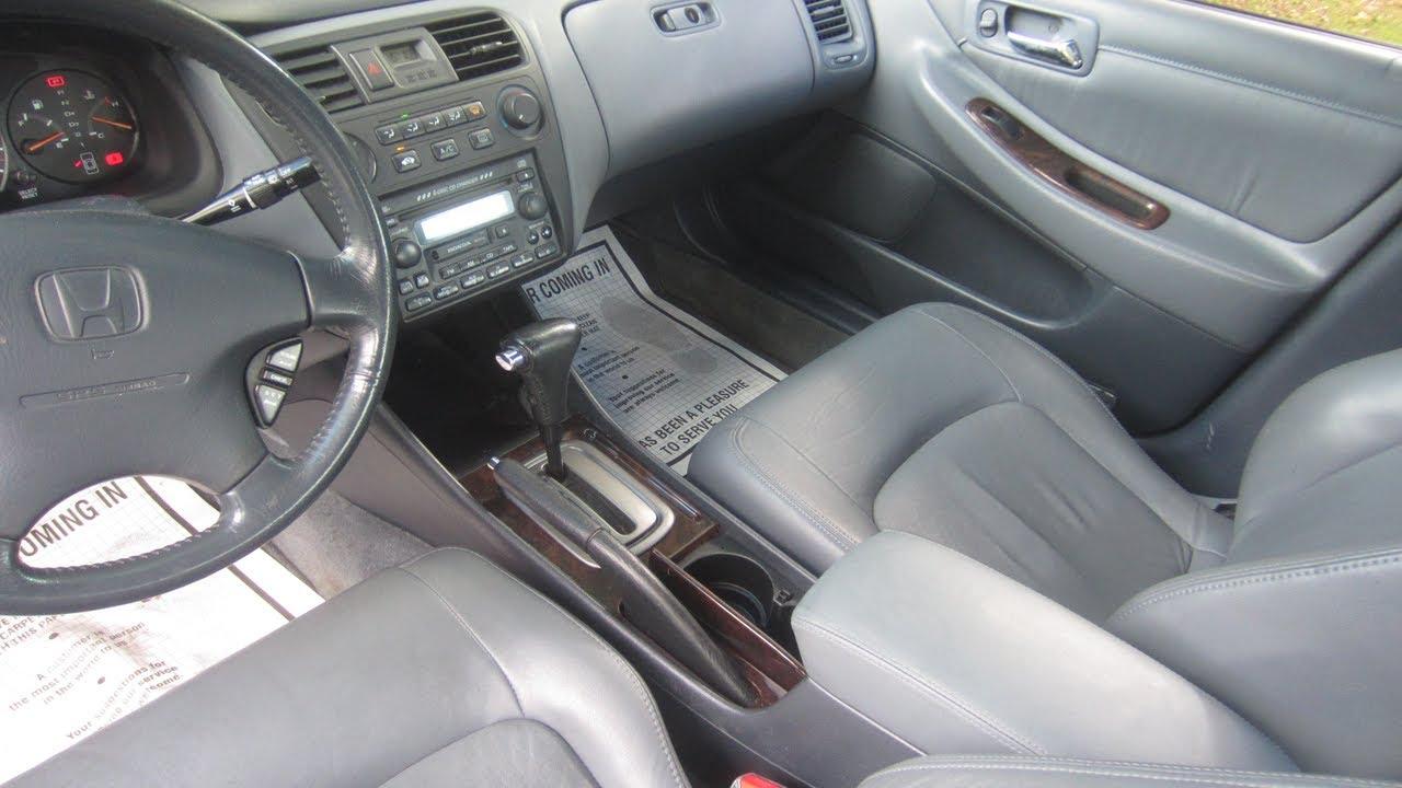 2002 Blue Honda Accord Ex Used Cars Newburgh Youtube