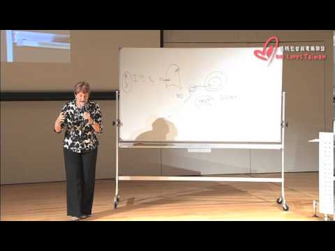 Dr. Helen Caldicott Keynote Presentation at Mom Loves Taiwan Consortium Taipei, Taiwan