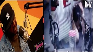Video Aries Spears Says He's Suing Zo Williams & The 51/50 Show Over His In studio BEAT DOWN download MP3, 3GP, MP4, WEBM, AVI, FLV April 2018