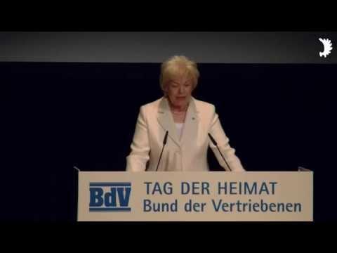 Steinbach: Nicht der 8. Mai 1945, der 9. November 1989 war der Tag der Befreiung für ganz Europa