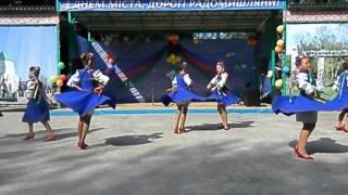 Танец Черевички Дети 10-12 лет