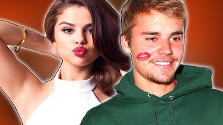 ¡Selena Gomez y Justin Bieber Se Besan!