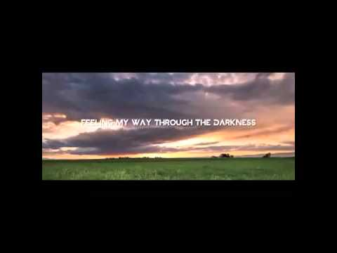 Feeling My Way Through The Darkness   Vine by Lance210   YouTube