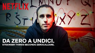 Stranger Things secondo Zerocalcare | Netflix