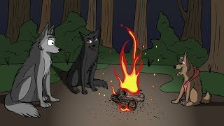 The Search Halloween Special: Stew tells a scary story (animated)