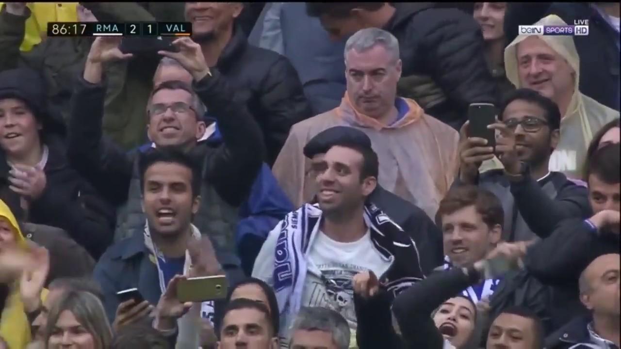 Download REAL MADRID VS VALENCIA 2 1 GOAL Marcelo 29 04 2017 HD