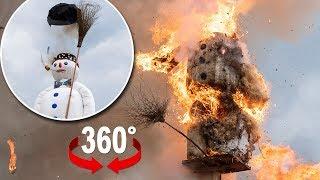 Erlebe die Böögg-Verbrennung (Zürich) I 360-Grad-Video