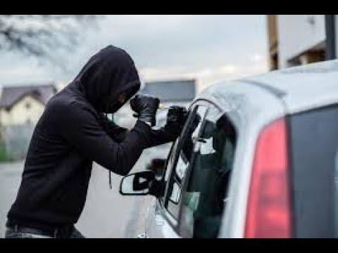 Birmingham Car Theft Epidemic (Radio Interview)