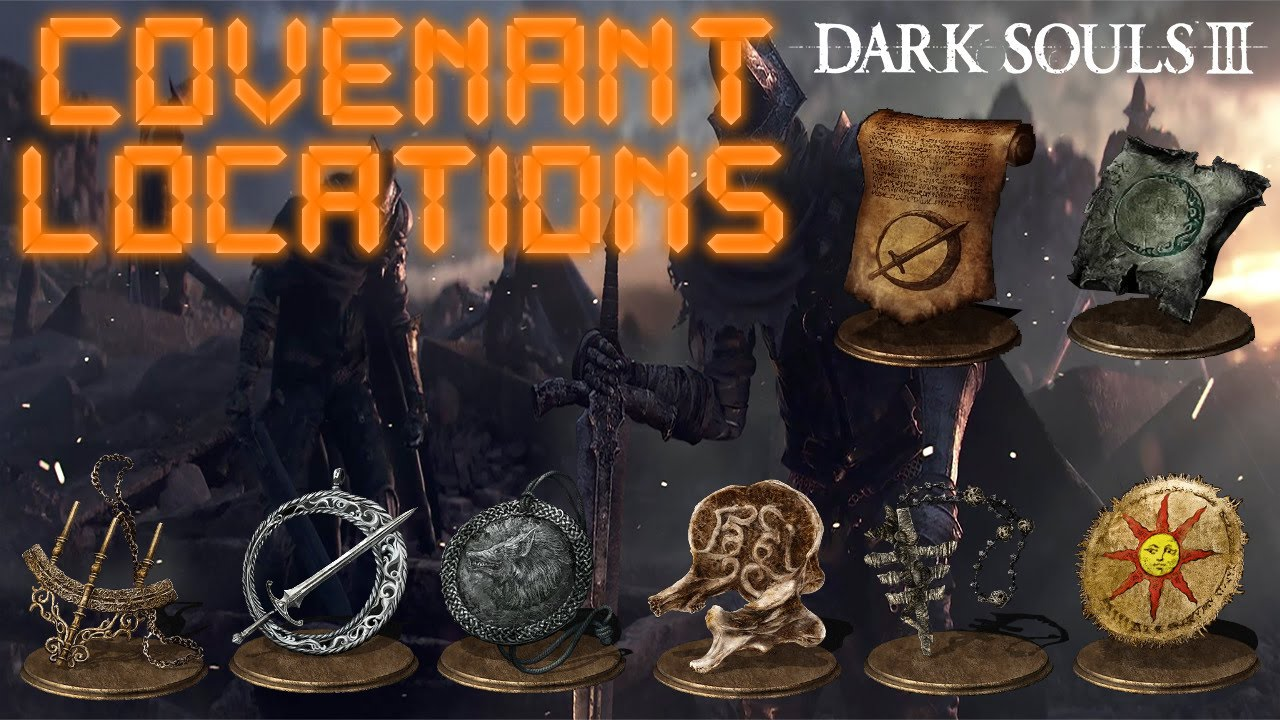 Dark souls 3 sunlight covenant farming