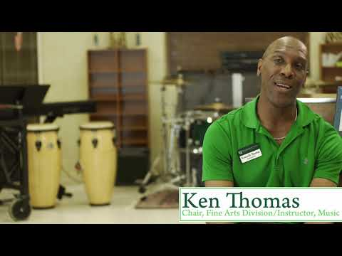 Enterprise State Community College - An Interview with Ken Thomas