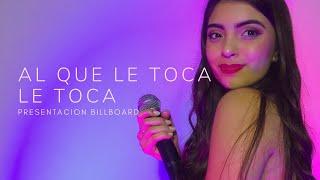 Al que le toca, le toca - Amorina (Presentación Billboard) YouTube Videos
