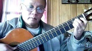 Tình Nhớ (Trịnh Công Sơn) - Guitar Cover by Hoàng Bảo Tuấn