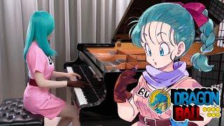 Dragon Ball ED「Romantic Ageru Yo / Bulma's Theme」Ru's Piano Cover
