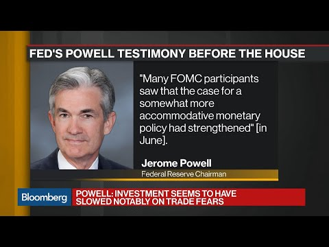 Fed's Powell Indicates Openness to Rate Cut as Outlook Dims