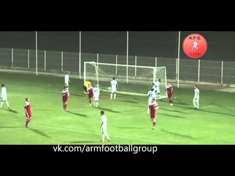 Актобе - Интер Баку 1-1 (гол игрока сборной Армении Роберта Арзуманяна)
