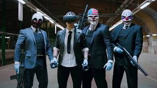 """PAYDAY 2018 [PS VR] """"Official Gameplay Trailer"""" 
