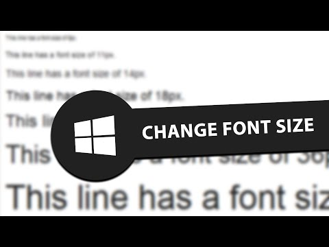 how-change-the-font-size-in-windows-10