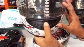 #Helmets@Dinos: THH Full-Face Helmets TS-41, TS-62 Review