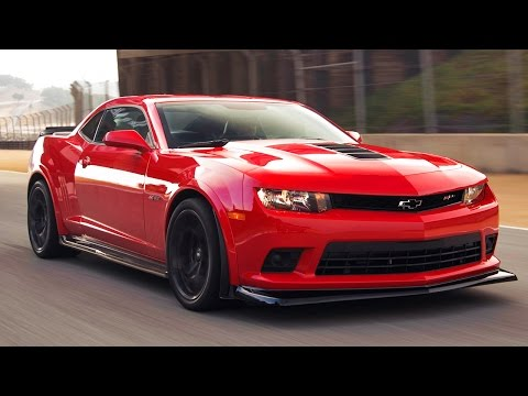 2014 Chevy Camaro Z/28 Hot Lap! - 2014 Best Driver's Car Contender