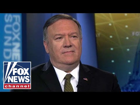Mike Pompeo on Trump's second summit with Kim Jong Un, crisis in Venezuela