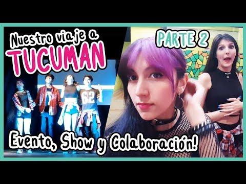 (VLOG) KEEP UP 3! TUCUMAN!! SHOW Y COLABORACIÓN!!!