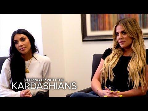 KUWTK   Khloe Kardashian Talks Fertility Treatments & Lamar Odom   E!