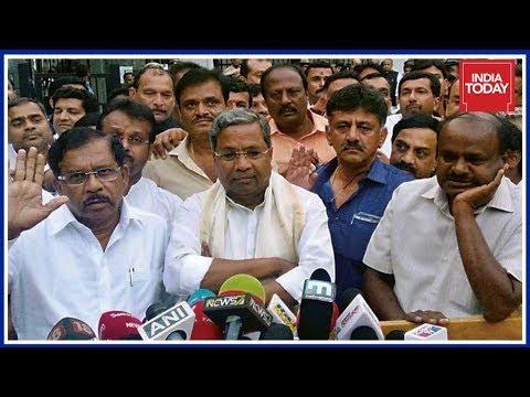 India Today Decodes Karnataka Political Drama After Poll Verdict   #KarnatakaVerdict2018