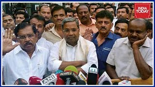 India Today Decodes Karnataka Political Drama After Poll Verdict | #KarnatakaVerdict2018