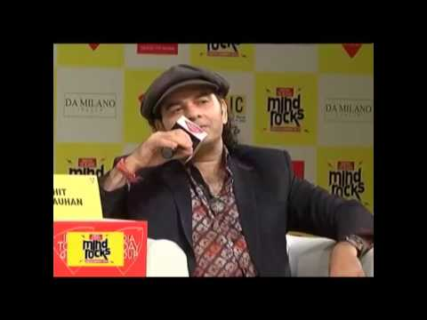 Mohit Chauhan On Working With AR Rahman
