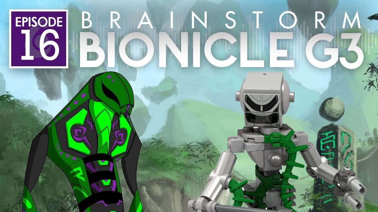 BIONICLE G3 AMAZING Set Designs and Rahkshi Weapons ...
