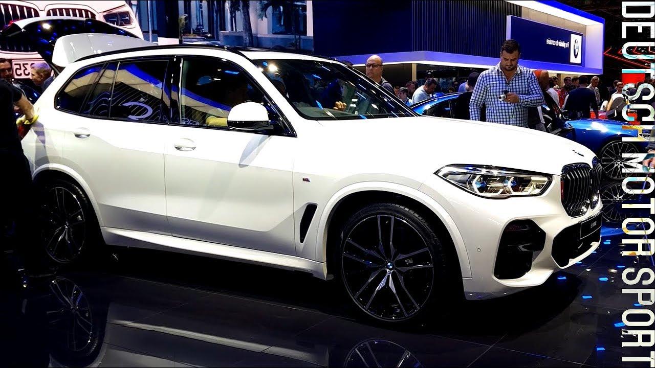 2020 Bmw X5 40i M Sport