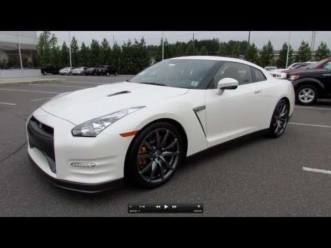 2013 Nissan GTR Start Up, Exhaust, and In Depth Review