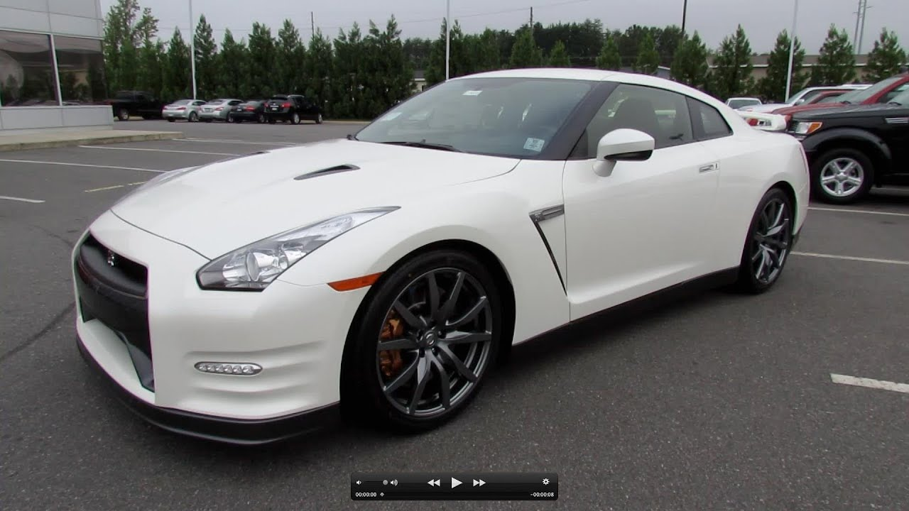 2013 nissan gtr start up, exhaust, and in depth review - youtube