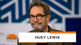 Huey Lewis Opens Up About His Struggle With Hearing Loss | TODAY
