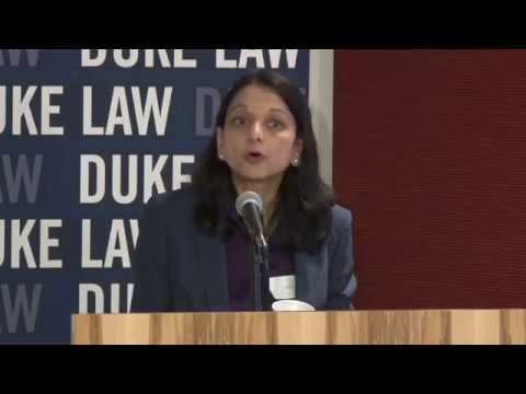 Patent Trial & Appeal Board Roundtable  Arti Rai, Welcome