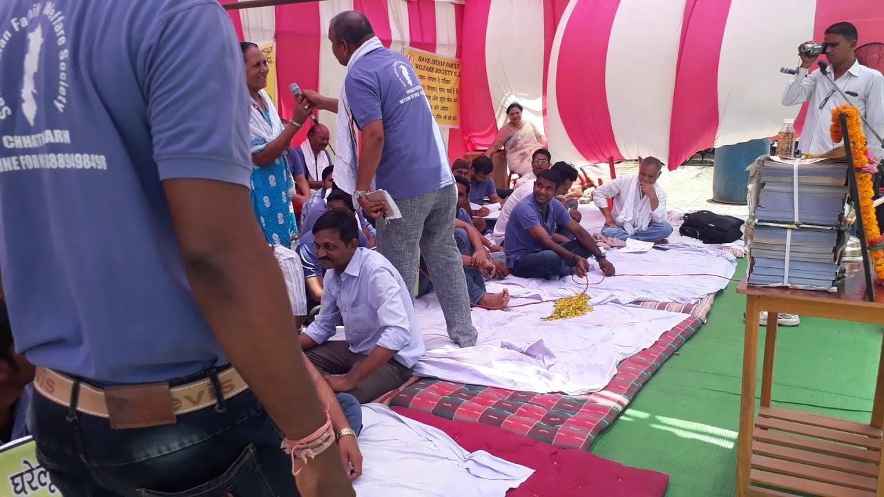 Symbolic Hunger Strike For Mens Right
