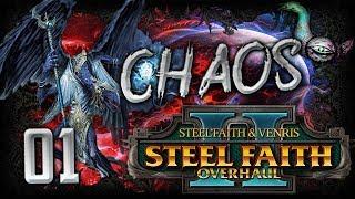 HERE COMES TZEENTCH AND CHAOS! | WARHAMMER 2 (SFO 2 - Chaos - Tzeentch Playthrough) #1
