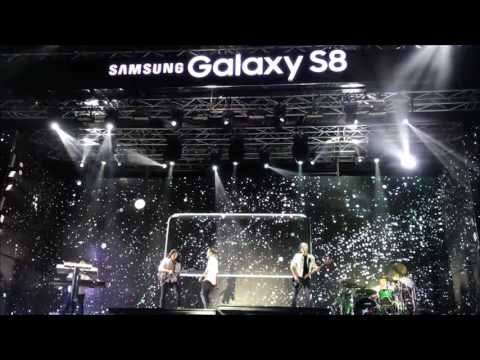 เปิดตัว Samsung Galaxy S8 Toon Body Slam
