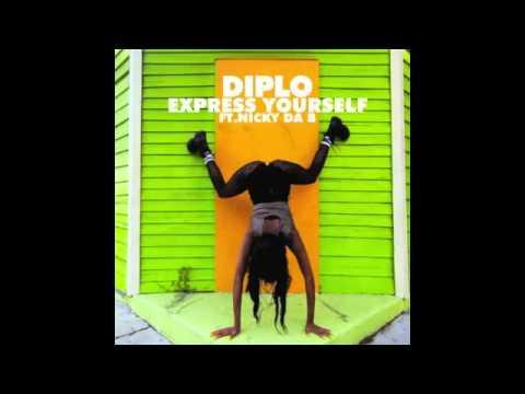 Diplo- No Problem feat. Flinch & Kay