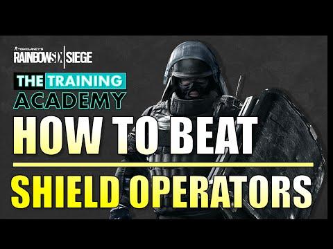 Rainbow 6 Siege - How to Beat Shield Operators (Guide)