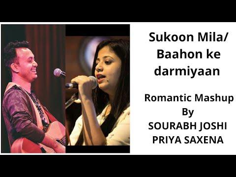 Sukoon Mila | Baahon Ke Darmiyaan By Sourabh Joshi & Priya Saxena