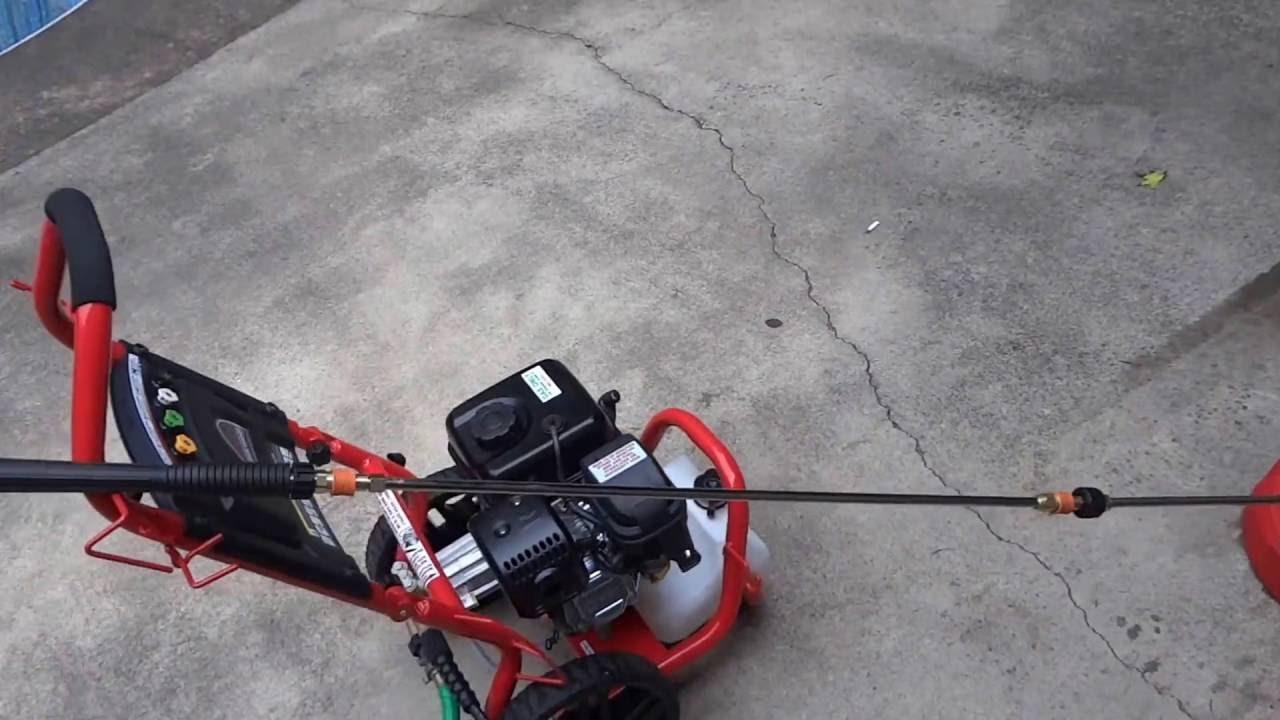 Predator 3100 Psi 2 8 Gpm 6 5 Hp Pressure Washer Harbor