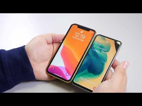 СРАВНЕНИЕ | Apple IPhone 11 Vs Samsung Galaxy S10e