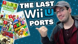 THE FINAL Wii U EXCLUSIVES - Should they be ported to Switch?
