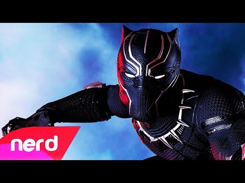 Black Panther Song | Respect My Throne | #NerdOut