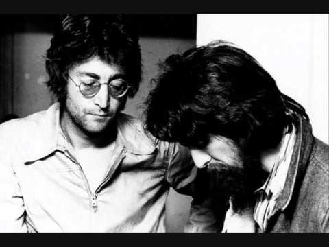 John Lennon Telephones George Harrison 1980
