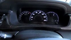 2008 Honda FR-V 1.8 i-VTEC Start-Up and Full Vehicle Tour