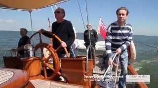 Olivier van Meer Classic schooner